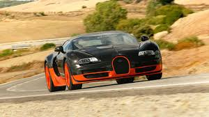fastest bugatti veyron ss confirmed as fastest production car in the world top gear