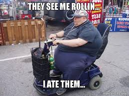 They See Me Rollin Meme - they see me rollin i ate them make a meme