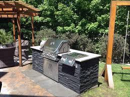 plain lovely backyard kitchen best 25 backyard kitchen ideas on