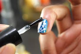 4 ways to make halloween nail art wikihow