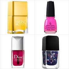 summer nail color trends 2014 summer nail polish trends 2015 popsugar beauty