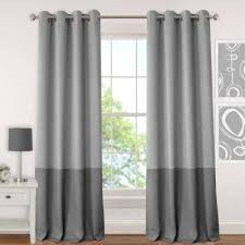 blackout curtains u0026 drapes window treatments the home depot