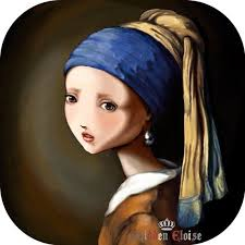 painting of the girl with the pearl earring 462 best transformers from vermeer s girl and pearl earring