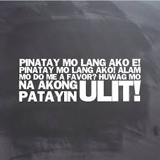 some memorable hugot lines from the breakup playlist