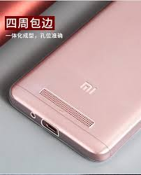 Xiaomi Redmi 4a Silicone Xiaomi Redmi 4a Transparent Clear Soft Tpu Cover