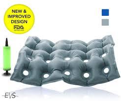 Cushion Construction Amazon Com Waffle Air Seat Cushion Model 200 Wc By Ehob