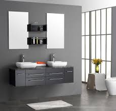 contemporary bathroom vanity with top combo for chic idea