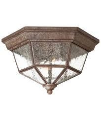 Outdoor Court Lighting by Minka Lavery 8619 Taylor Court 11 Inch Wide 2 Light Outdoor Flush