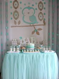 baby shower party ideas baby owl baby shower party ideas photo 1 of 25 catch my party