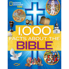 1 000 facts about the bible national geographic store