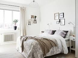 Scandinavia Bedroom Furniture Bedroom Scandinavian Bedroom Ideas A Fresh White Look