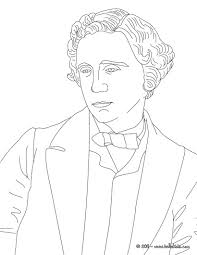 lewis caroll coloring page history coloring sheets pinterest