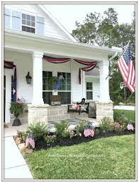 from my front porch to yours farmhouse patriotic summer front