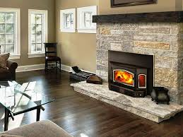 best wood burning fireplace insert options u2014 home fireplaces firepits