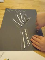 letter x x ray thematic unit for preschool and early kinder and