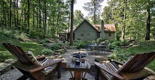 cabin for your fishing vacation in hocking hills ohio