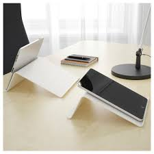 Ikea Desks White by Isberget Tablet Stand White 25x25 Cm Ikea