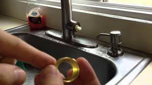 Installing A Kitchen Faucet Ultimate Guides How To Replace A Kitchen Faucet Video Include