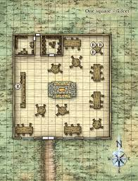 rpg floor plans index of maptools general mapping wotc map gallery dungeon mag