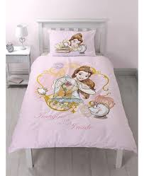 Toy Story Single Duvet Set This Official Disney Princess Belle Imagine Single Duvet Cover And