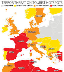 where is safe to travel after tunisia terror attack best