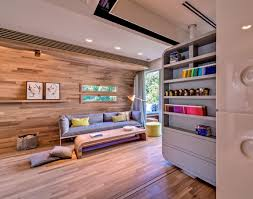 Wood Interior Wall Paneling Impressive Home Living Room Interior Design With Wooden Wall