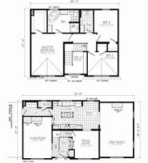 floor plans for 2 story homes ideas new 2 story house plans floor plan webbkyrkan