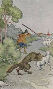 village town references the boy who cried wolf the boy who cried wolf aesop s fables