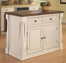 kitchen island antique amazon com home styles 5020 94 monarch kitchen island antique
