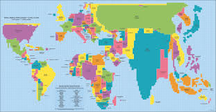 Iceland On Map World Map Adjusts Each Country U0027s Size Based On Population