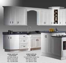 Shaker White Cabinets Home Surplus - Georgetown kitchen cabinets