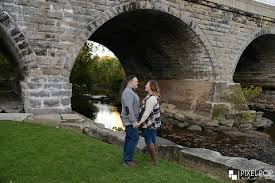 wedding arch kent joe engagement beckwith orchards cider mill downtown kent