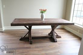 Dining Room Table Diy Plans Dining Room Decor Ideas And Showcase - Making dining room table