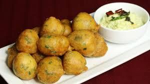 mysore bonda manjula u0027s kitchen indian vegetarian recipes