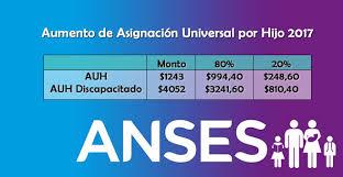 asignacin por hijos com anses aumento de asignación universal por hijo 2017 a 1243 pesos
