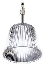 romeo glass pendant glass by flos