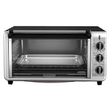 Toaster Oven Microwave Combination Convection And Toaster Ovens Cooking Appliances Black Decker