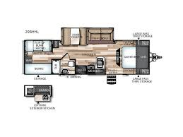 Salem Rv Floor Plans by 2018 Forest River Rv Salem Hemisphere Hyper Lyte 29bhhl Coeur D