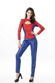 halloween spiderman costume compare prices on halloween spiderman costumes for women online
