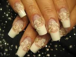 wedding nails bridal nail art ideas bridal nail designs for