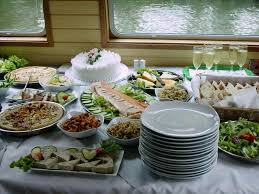 buffet table decoration ideas ideas diy home decor s pictures white banquet s christmas party