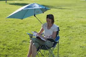 Sports Chair With Umbrella Chair With Umbrella Fingerhut Outdoor Spirit Folding Chairs With