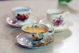 tea cup candles rya pie vintage teacup candles diy