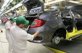 honda civic 2016 sedan honda begins mass production of 2016 honda civic sedan in canada
