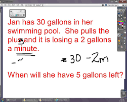 2 step equations guided making word problems