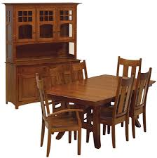Amish Dining Room Chairs Shaker Hill Dining Room Set Past To Present