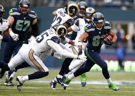 Flag Football St Louis Seahawks Wins Nfc West And No 1 Seed With 20 6 Victory Over