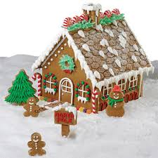 gingerbread house decorating at the other barn oakland mills