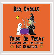 sue schnitzer boo cackle trick or treat amazon com music