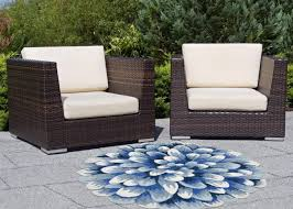 outdoor attractive outdoor rug for modern outdoor room design